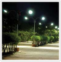 Double Sided Advanced Street Light