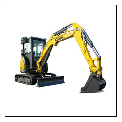 Images - Earth Moving Equipments and Landscaping Machines - GEHL Z35 Compact Excavators