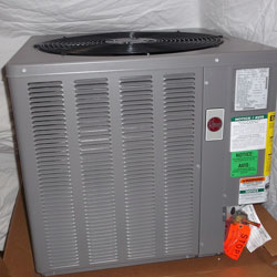 2 Ton 13 Seer R22 Rheem Replacement Heat Pump Condenser