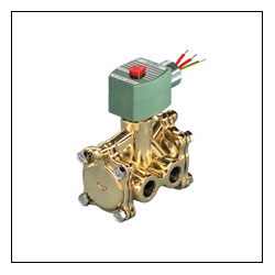 Images - Solenoid Valves - Solenoid Valve - 3 Way: 3/2 - ASCO Series 316