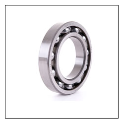 Images - Ball Bearings - 6000 2RS Deep groove ball bearings