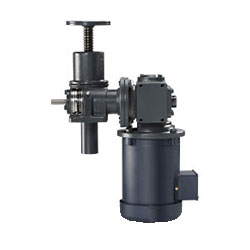 ECB BALL SCREW Electric Cylinders ComDRIVE -Reducer/Motor Model 10T