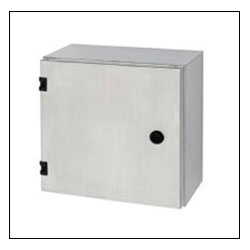 Images - Industrial Enclosures-24 x 16 x 8 - Victory Series Quarter turn Latch Enclosure