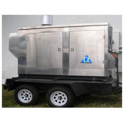 John Deere Stamford Newage 100KW Generators