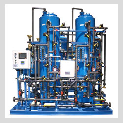 Water Demineralizer Systems