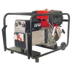 Motosoldadoras Diesel 1500 RPM Insonorizada