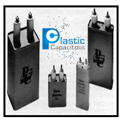 Images - High Voltage Capacitors - Paper Filter Capacitors Type LK