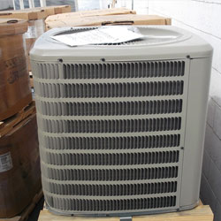 Images - Condenser - 2 Ton 13 Seer R410A Goodman VSX130241 AC Condenser Coil And Acc