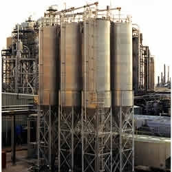 Images - Bulk Storage Silos and Bins - Aluminum Silos