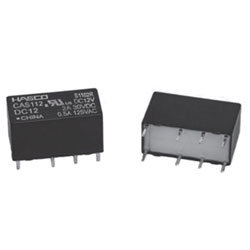CAS/CS Series - DPDT 2 Amp