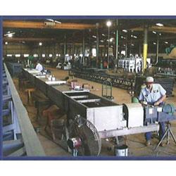 Images -Bulk Handling Conveyors - 316L SS Reversing Drag Conveyor