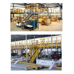 Images - Mezzanines - Alpine Handling Systems