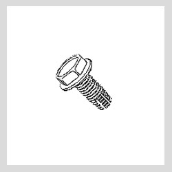 Images - Screws - Hex Washer Tapping Drive Screw