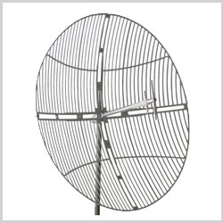 870-960 MHz Grid Parabolic Antenna 17dBi