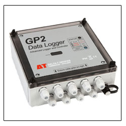 Images - Data Loggers and Data Recorders- GP2 Advanced Data Logger and Controller