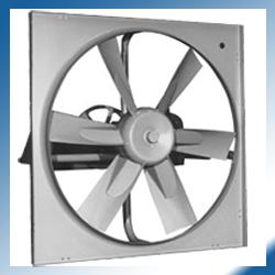 Axial Wallmount Fans (WPC-VX)