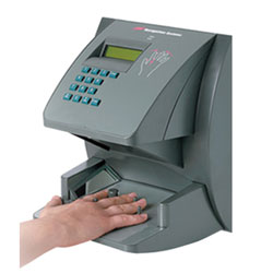 Images - Time and Attendance Systems - Biometric HandPunch