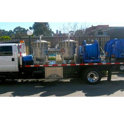 Images - Filtration Equipment - NO-DES Gooseneck Truck System