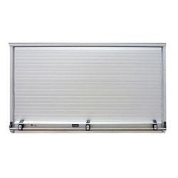 Aluminum RollUp Doors