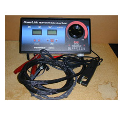 V042-02, Heavy Duty Battery Load Tester
