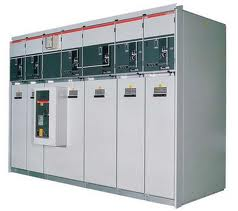 Main Medium Voltage Panel
