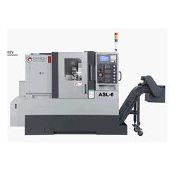 ASL-6 CNC Slant Bed Turning Centers
