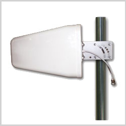 800-2500 MHz Log Periodic yagi directional Antenna 8.5 dBi