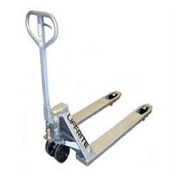 Lift-Rite Stainless Steel Pallet Trucks