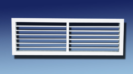 SINGLE DEFLECTION GRILLES