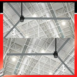 Images - Industrial Fans - AirVolution D3 HVLS Fan