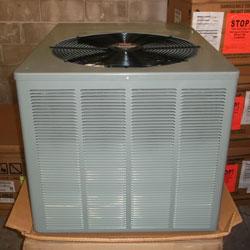 4 Ton 13 Seer R410a Ruud Uppl048jez Heat Pump W Airhandler
