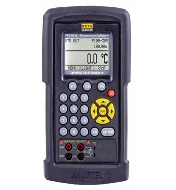 Martel PTC-8010 Multifunction Temperature Calibrator