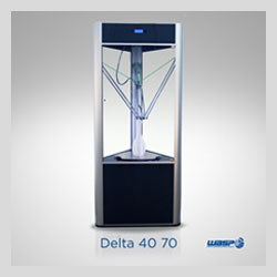 Wasp Delta Turbo 3D Printer