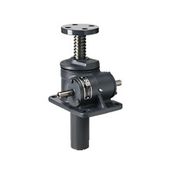 Reverse Machine Screw Jacks - 2 Ton