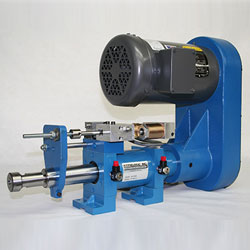 Pneumatic and Hydraulic Controlled Drill and Tap Unit