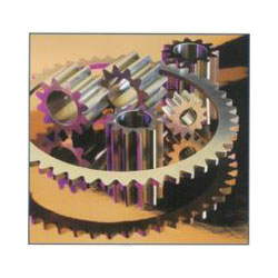 Gearing And Gear Machine