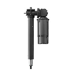Electric Cylinders Ball Screw With Mount Motor 3T
