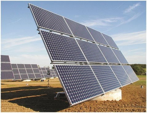 Solar Photovoltaics Module