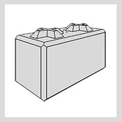 Images - Cement and Concrete Blocks - Keyed Lock Block Concrete Units