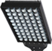 200W LED A C Powered Streetlight