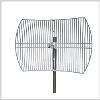 806-896 MHz Grid parabolic Antenna 15 dBi