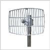 806-896 MHz Grid parabolic Antenna 10 dBi