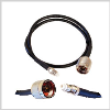 1 ft FME Female to N Male coax cable LMR 195