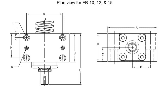 FB Bearing Blocks