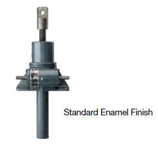 Standard Enamel Finish